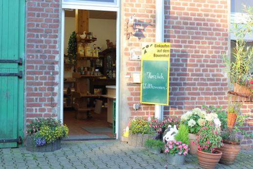 Eingang Bauernladen